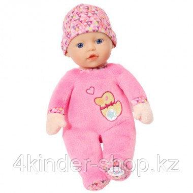 Zapf Creation Baby Born 825-310 Бэби Борн Кукла мягкая с твердой головой, 30 см - фото 1