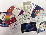 Изготовление, печать визитки Астана, фото 2