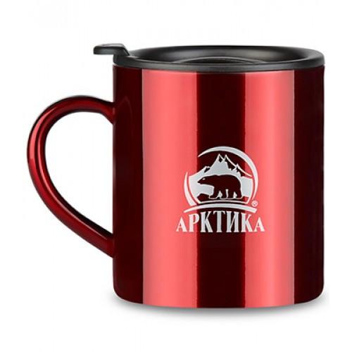 Кружка-термос ARCTICA с крышкой 0,3 л, красный R84560