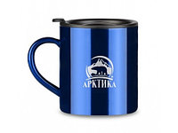 Кружка-термос ARCTICA с крышкой 0,3 л. цвет Синий R84571