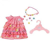 BABY born Платье и ободок-украшение