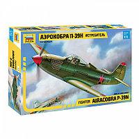 """Истребитель П-39Н """"Аэрокобра"""", сборная модель, 1:72, фото 1"""