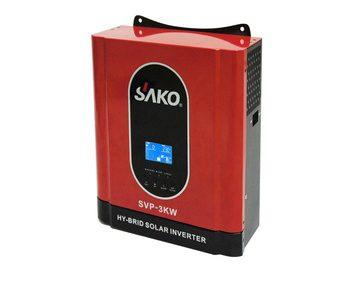 Преобразователь напряжения гибридный с чистой синусоидой SVP-3KW, 24/220В, SAKO