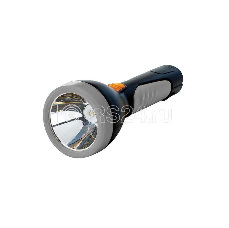 Фонарь светодиодный 7005 LED-BL аккум. 5Вт прямая зарядка от 220В