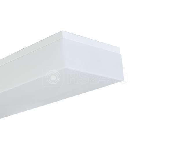 Светильник ЛПО46-2х18-801 Contur 2х18Вт G13 IP44