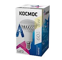 Лампа светодиодная LED R50 8Вт 220В E14 3000К