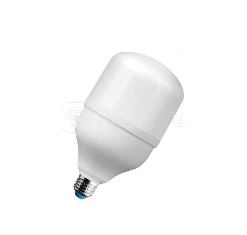 Лампа светодиодная высокомощная HWLED 80Вт 220В E27 6500К (переходник E27-E40 в комплекте)