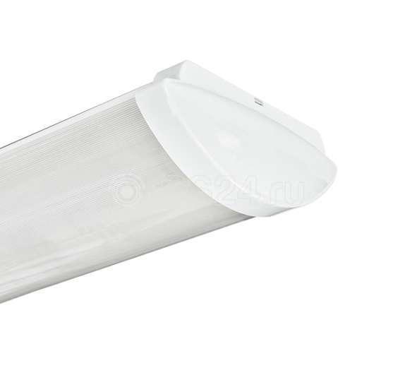 Светильник ЛПО46-2х28-014 Luxe 2х28Вт G5 IP20