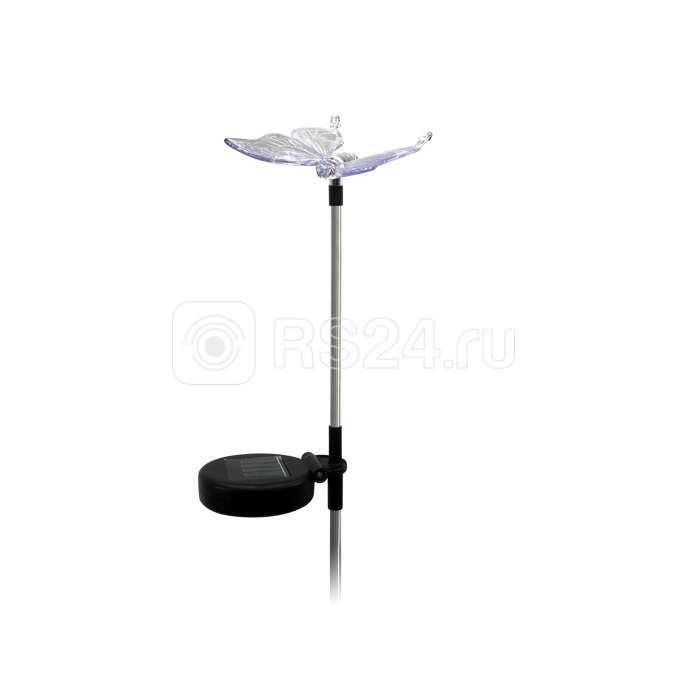 "Светильник 369 ""Бабочка"" садовый на солнечных батареях (уп.2 шт)"