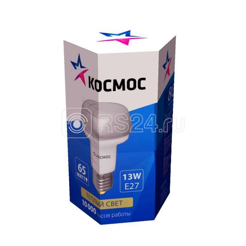 Лампа люминесцентная компакт. R63 13Вт E27 2700К D