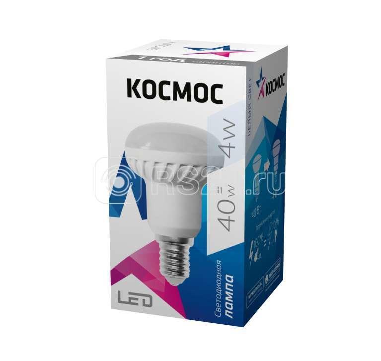 Лампа светодиодная LED R39 4Вт 220В E14 4500К