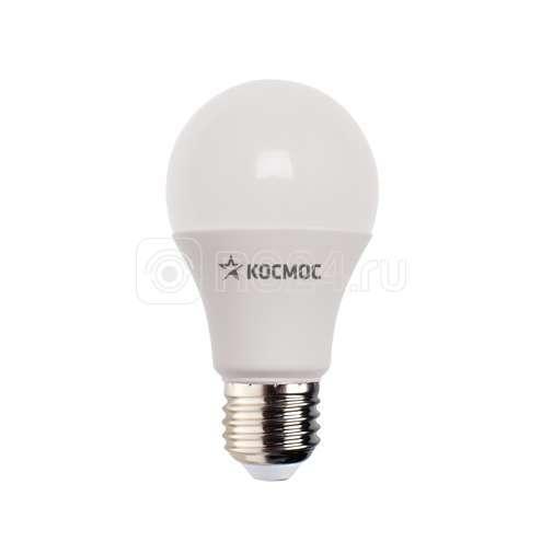 Лампа светодиодная LED A60 9Вт 230В E27 3000К