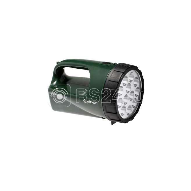 Фонарь Accu 9199LED 12LED 4V3AH (фонарь-прожектор)