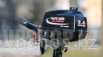 Лодочный мотор Parsun T3.6 мотор для лодки, моторная лодка, доставка