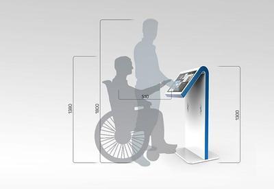 Киоски для инвалидов