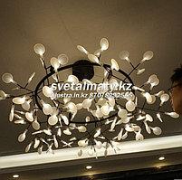 Люстра  круглая в стиле Modern на 45 ламп