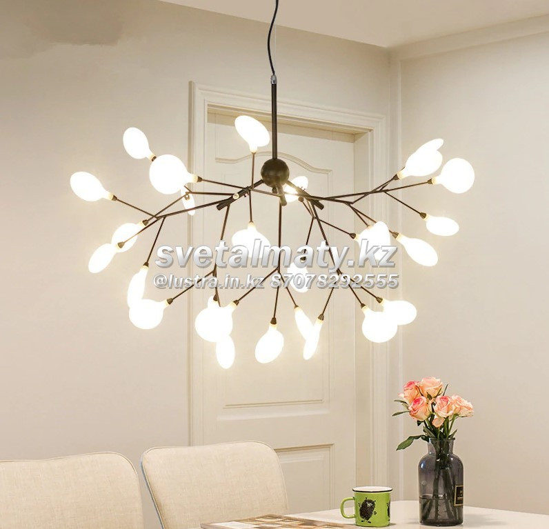 Люстра в стиле Modern на 36 ламп