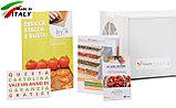 Tauro Essiccatori Biosec Domus B5 туннельная сушилка для фруктов, овощей, грибов, ягод, трав, макарон, мяса, фото 5