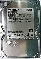 "Жесткий диск HDD  500Gb TOSHIBA SATA 6Gb/s 7200rpm 32Mb 3.5"" DT01ACA050"