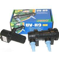 Ультрафиолетовый стерилизатор JEBO UV-H9, 9 Вт
