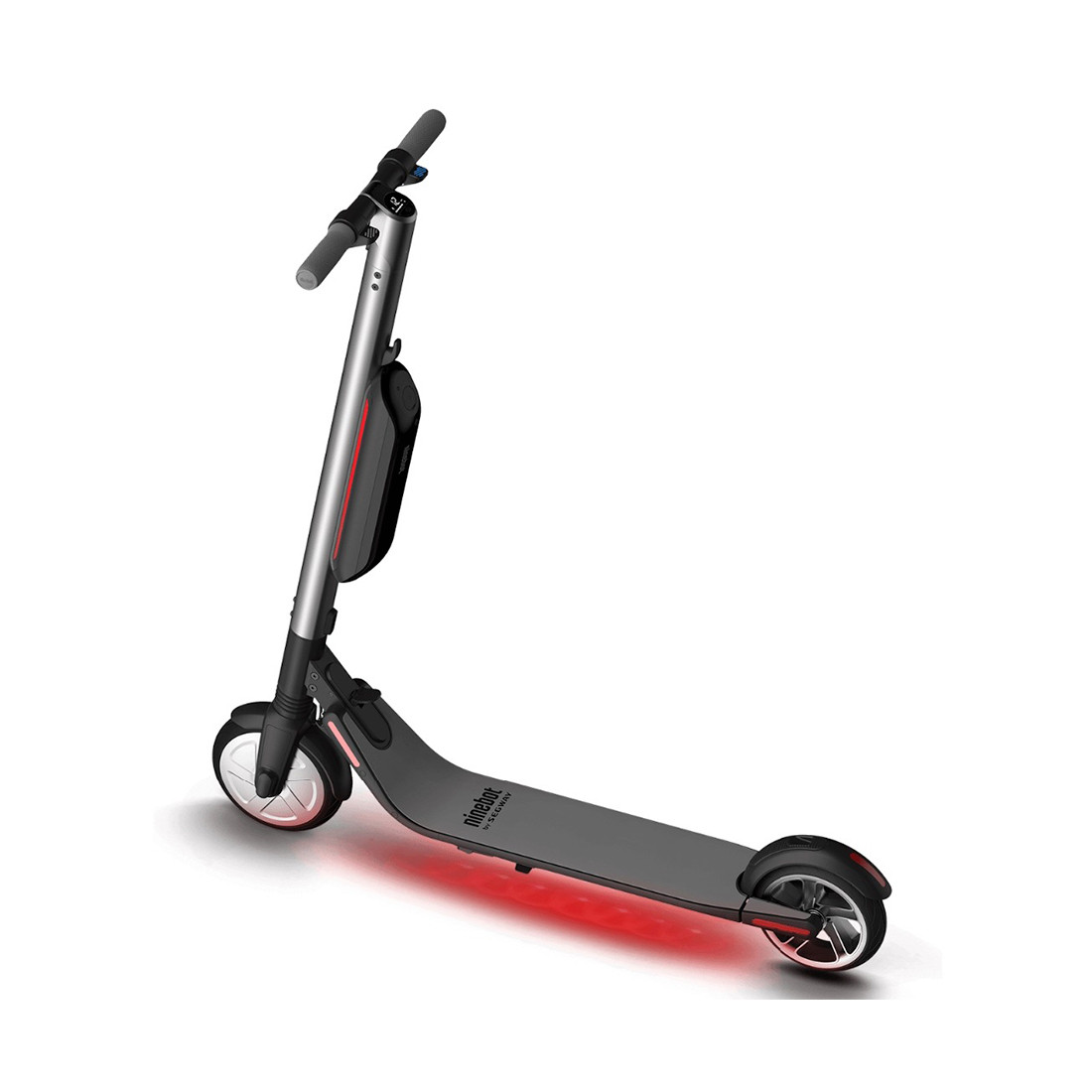 Электросамокат Ninebot KickScooter ES4 Темно-серый - фото 1