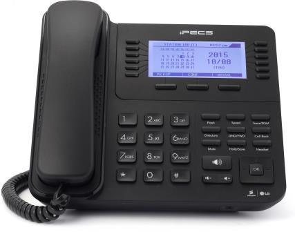 Системный телефон LDP-9240D