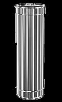 Модуль трубы одностенный