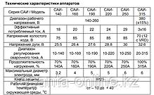 Сварочный аппарат РЕСАНТА САИ 250 в кейсе, фото 3