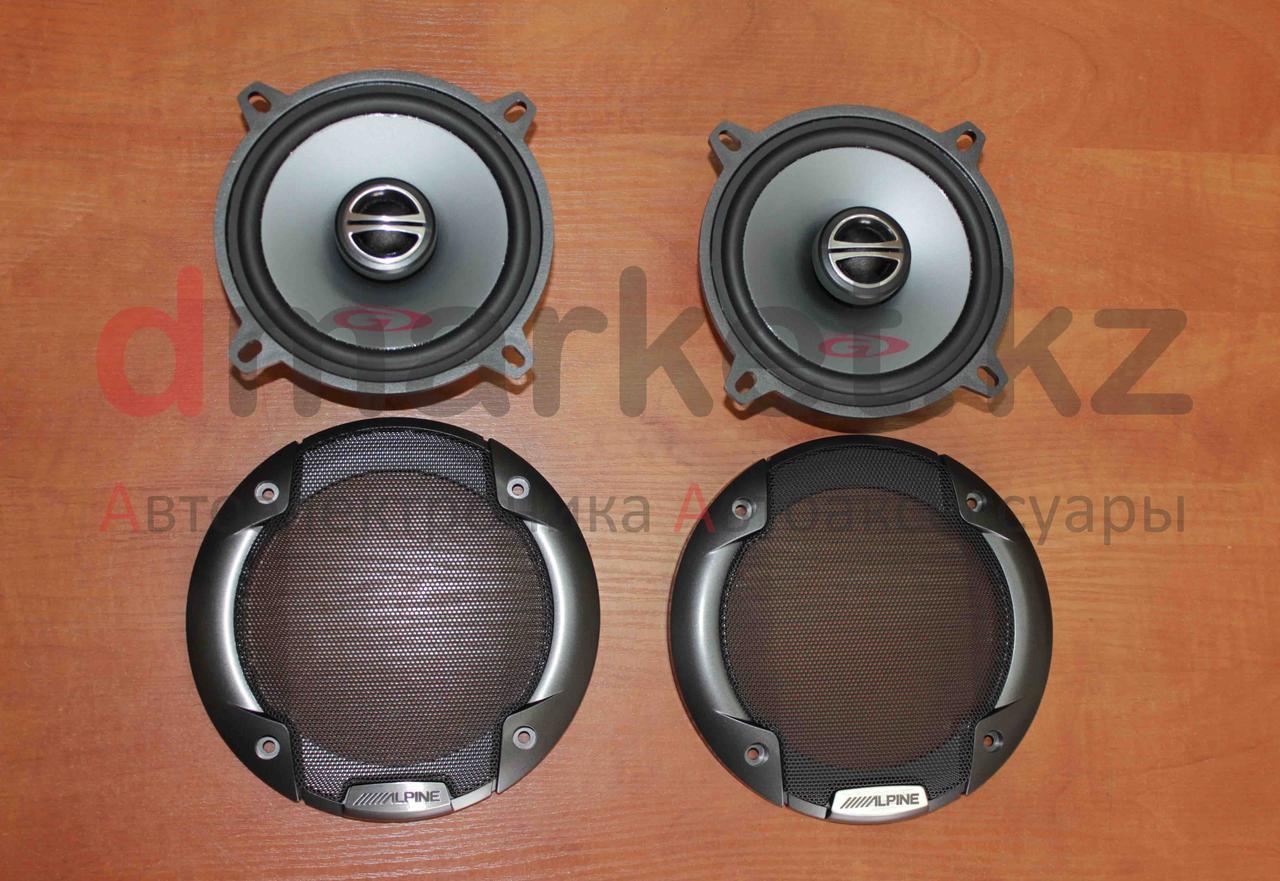 Динамики Alpine SPG-13C2, диаметр 13 см, 200 Вт, двухполосные