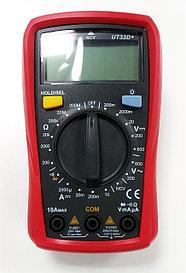 Мультиметр UT-33D+