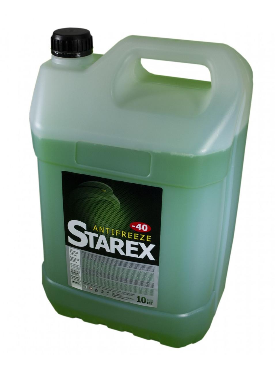 Антифриз Starex Green