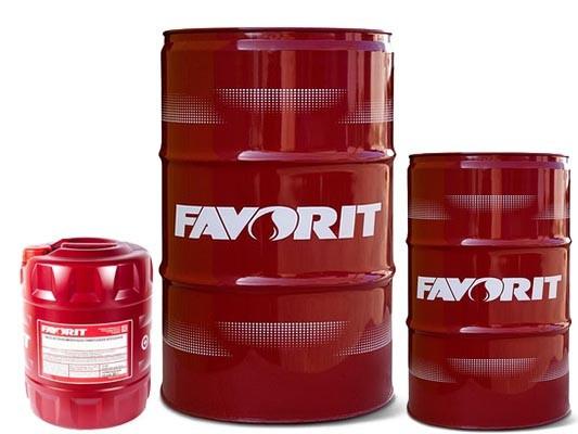 Трансмиссионное масло Favorit Gear GL-5 SAE 80W-90, API GL-5