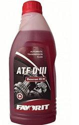 Трансмиссионное масло Favorit ATF D III