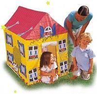 Детская надувная палатка, домик, Bestway 52007, размер 102х76х114 см, фото 1