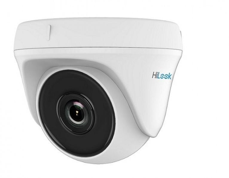 Видеокамера HD внутренняя  2M/2.8mm  HiLook THC-T120-P  (Пластик)