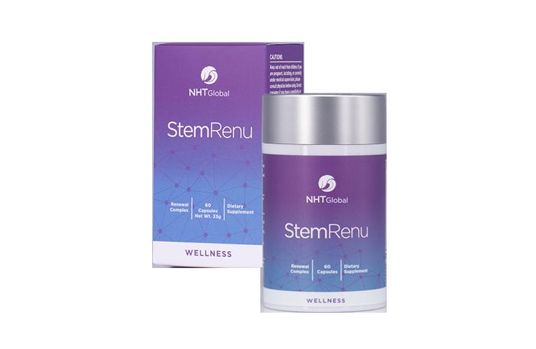 Stem Renu NHT Global Капсулы для омоложения организма