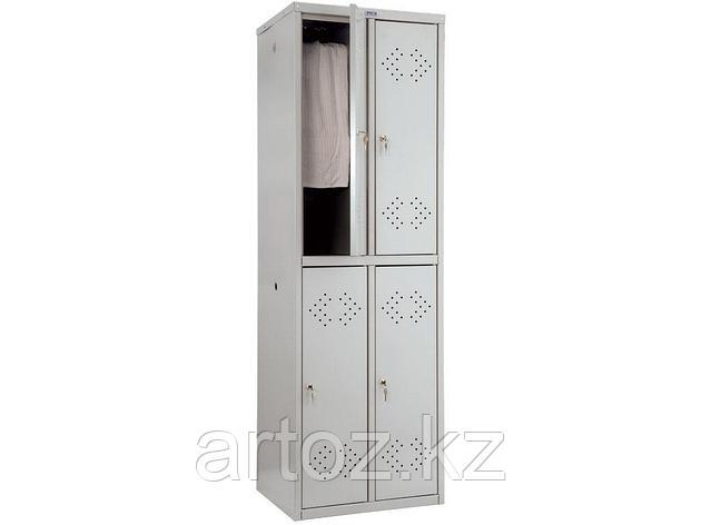 Шкаф для одежды ПРАКТИК LS-22, фото 2