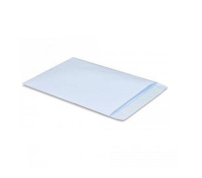 Конверт В4 (250х353 мм) пакет, белый