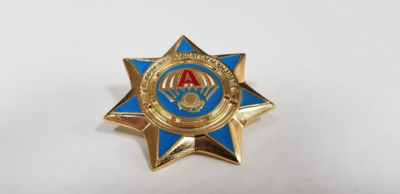 Медали и значки металлические литые по индивидуальному заказу