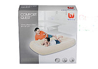 Односпальный надувной матрас для детей, Bestway 67378, размер 160х102х28 см