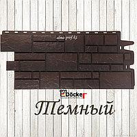 """Фасадная панель Дёке """"Burg"""" (темный), фото 1"""