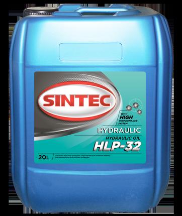 Гидравлическое масло Sintoil Hydraulic HLP 32