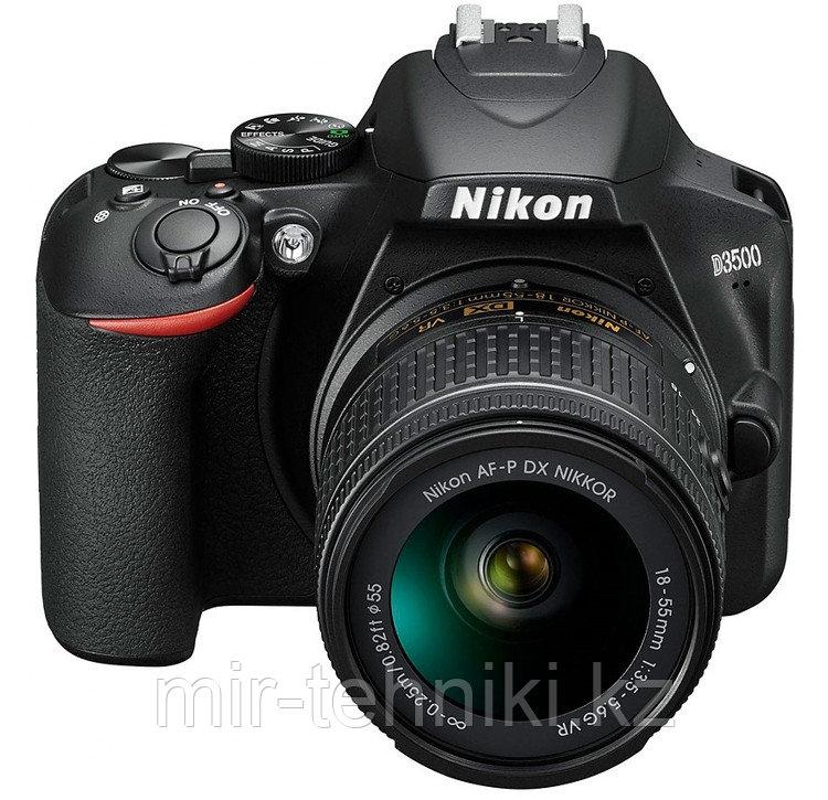 Фотоаппарат Nikon D3500 kit AF-P DX Nikkor 18-55mm f/3.5-5.6 G