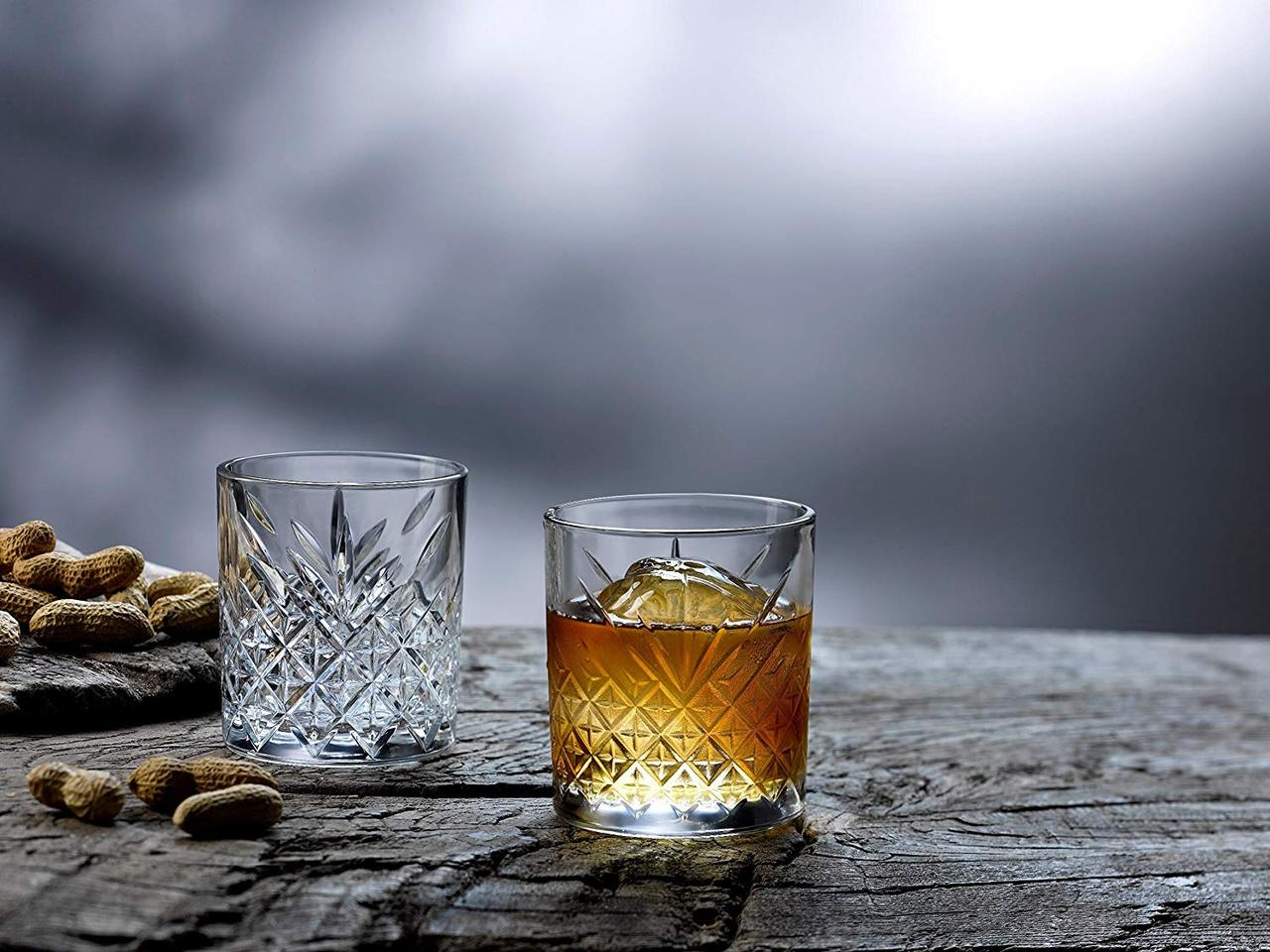 Набор низких стаканов Pasabahce Timeless 345мл*4шт