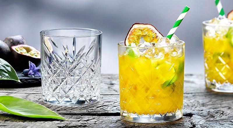 Набор низких стаканов Pasabahce Timeless 205мл*4шт