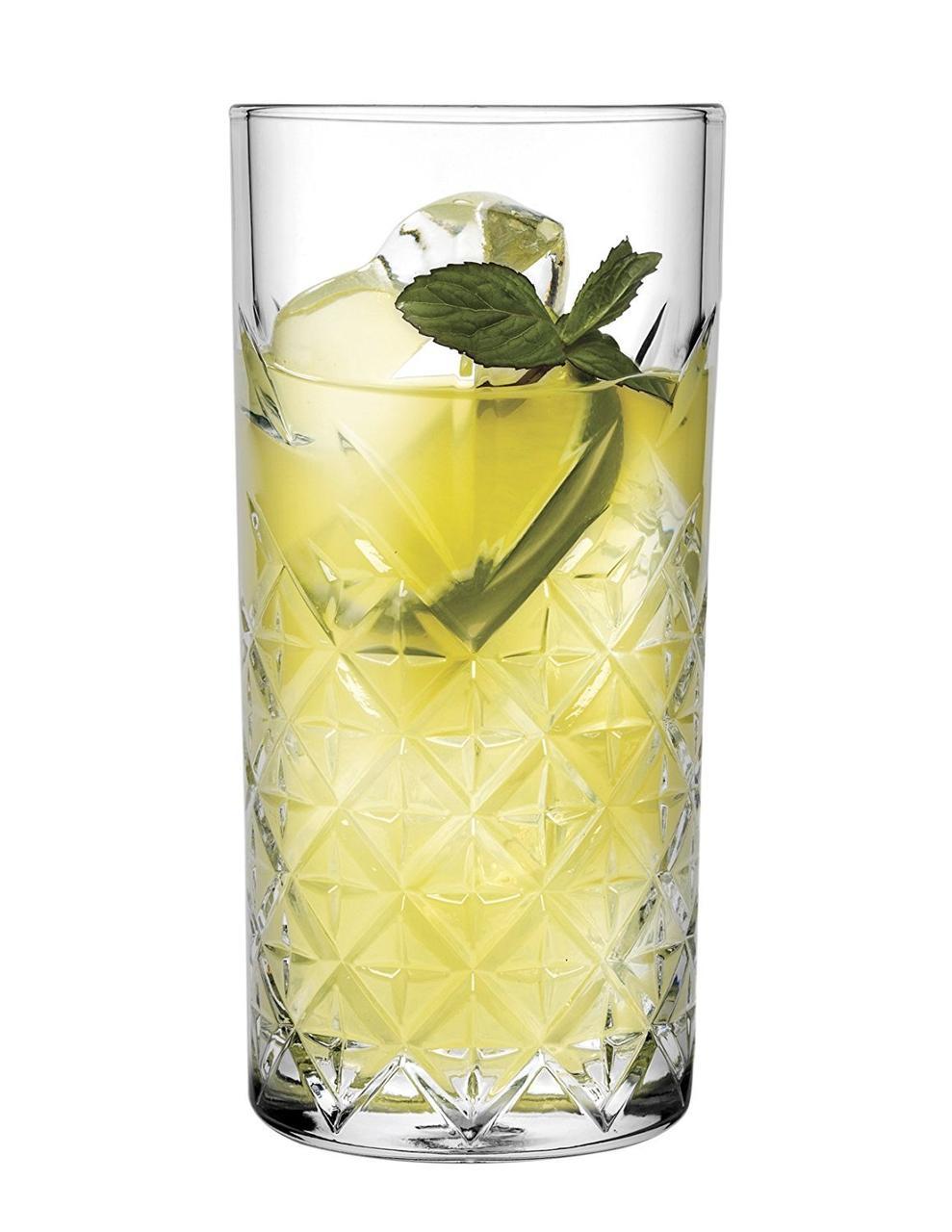 Набор высоких стаканов Pasabahce Timeless 295мл*4шт