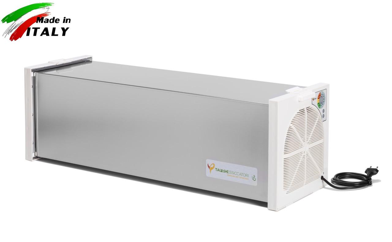 Tauro Essiccatori Biosec Silver B10-S туннельная электрическая сушилка для фруктов, овощей, грибов, ягод, трав