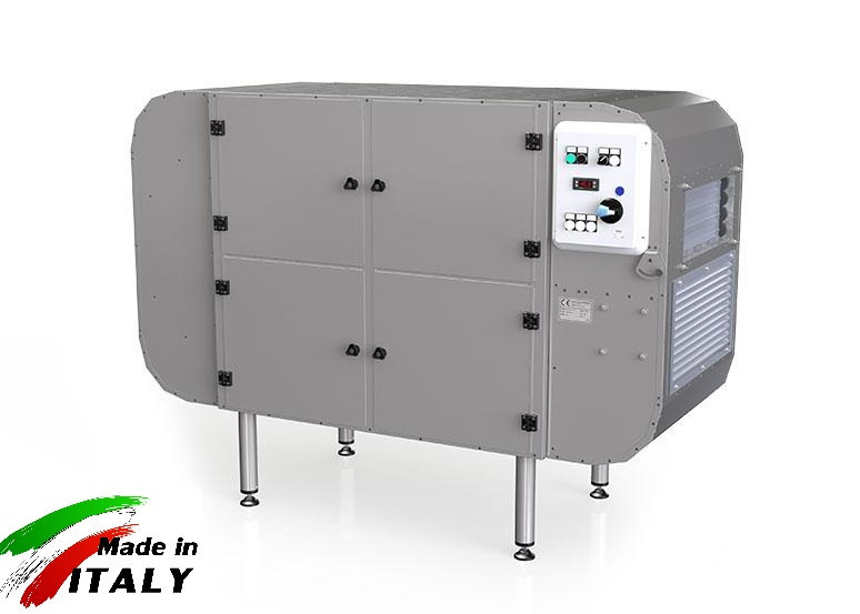 Tauro Essicсatori B.MASTER BM40 400 V профессиональная промышленная сушилка для фруктов овощей ягод грибов