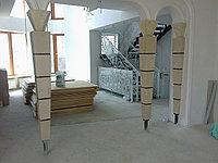 Короба и колонны из гипсокартона