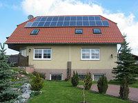 Автономная солнечная электростанция на 6,75 кВт/день (1350 Вт/час), фото 1